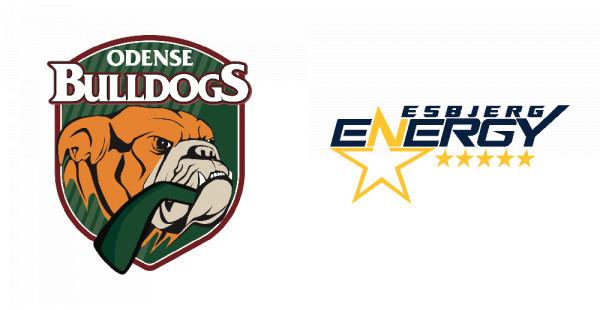 Odense Bulldogs vs. Esbjerg Energy