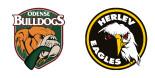 Odense Bulldogs vs. Herlev Eagles